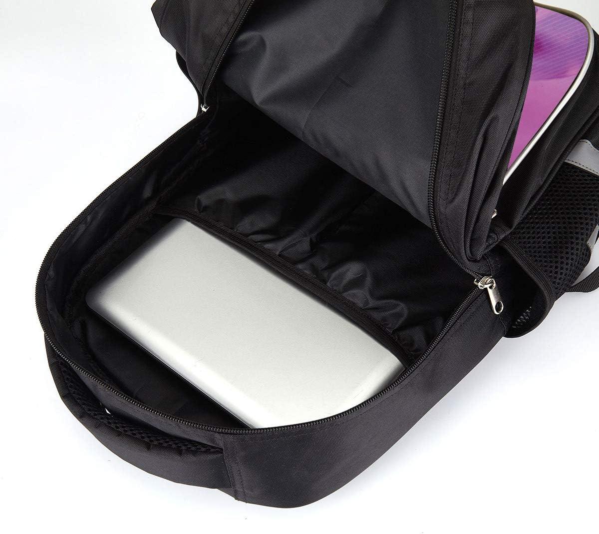 Backpack for Kids Elegance Chevron Bag Zig Zag Pattern School Backbags Laptop Book Bag Student Stylish Unisex Daypack Bag for Teen Girls BoysSmall Size