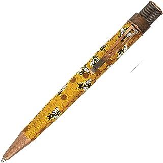 Retro 51 Rescue Series Ballpoint Pen, Buzz, Proceeds to the NW Honeybee Habitat Restoration (VBP-1839)