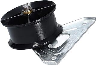 LUTH Premium Profi Parts puleggia di tensione per asciugatrice a tamburo adatto per Whirlpool Bauknecht 482000022835 Indes...
