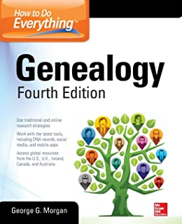 How to Do Everything: Genealogy, Fourth Edition