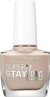 Maybelline New York Superstay 7 Days City Nudes 890 Greige Steel