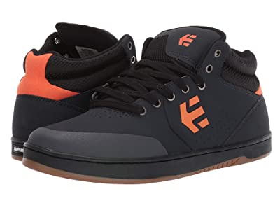 etnies Marana Mid Crank (Navy/Orange) Men