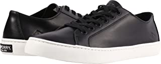 sperry cutter sneaker leather