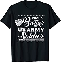 proud brother of a soldier