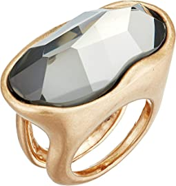 Stone Sculptural Ring