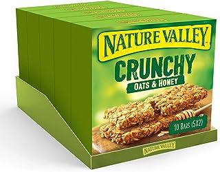 Nature Valley 天然山谷 香脆燕麦棒 燕麦蜂蜜味 210g(西班牙进口)