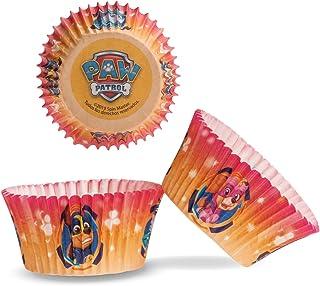 Dekora - Caissettes Cupcakes avec Design Pat Patrouille - 25 Unités