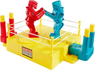 Rock 'Em Sock Em Robots: you control the battle of the robots in a boxing ring