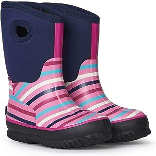 Hatley girls Neoprene Boots Snowsuit