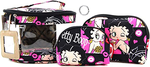 Betty Boo Make Up Brushes Roll