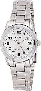 Casio Dress Analog Display Watch For Women LTP-V001D-7B