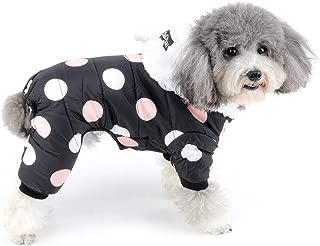 Gilet per Cani Cappotto Invernale Giacca da Pioggia Impermeabile Impermeabile 100/% Traspirante Calda Taglia XL BLACKDOGGY Giacche per Cani con Coulisse Regolabile per Cani di Grossa Taglia