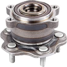 ROADFAR Wheel Bearing & Hub Assemblies fit for 2013 Infiniti JX35 2014-2016 Infiniti QX60 2007-2013 Nissan Altima 2009-2016 Nissan Maxima 2013-2015 Nissan Pathfinder Rear Wheel Drive 512388