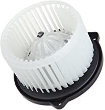 OCPTY A/C Heater Blower Motor ABS w/Fan Cage Air Conditioning HVAC Replacement fit for 2000-2005 Toyota Echo/1995-2004 Toyota Tacoma