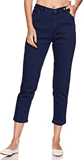 ABOF Women's Relaxed Fit Jeans