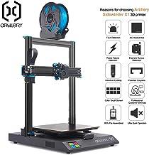 Imprimante 3D - Imprimante 3D Multifonction Sidewinder-X1 avec capteur de Filament de Cadre dextrusion en Aluminium