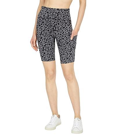 Yummie Mel Cotton Biker Shorts with Pockets Women