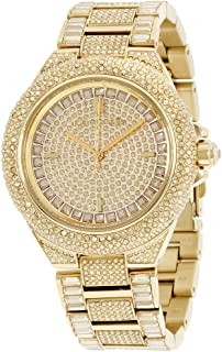 Goldtone Camille Watch