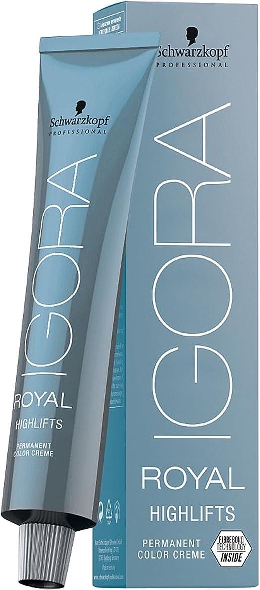 Schwarzkopf Igora Royal Permanent Hair Colour - Tinte para el ...
