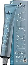 Schwarzkopf Igora Royal High Lift Permanent Hair Colour - 10-21 Ultra Blonde Ash Cendre 60ml