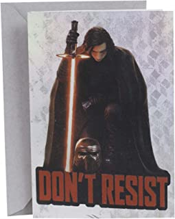 Cards For Kylo Ren
