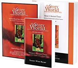 Story of the World, Vol. 1 Bundle: History for the Classical Child: Ancient Times; Text, Activity Book, and Test & Answer Key (Story of the World)