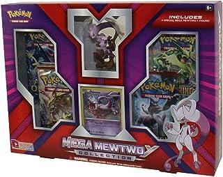 Pokemon TCG Mega Mewtwo Y Figure Collection Box