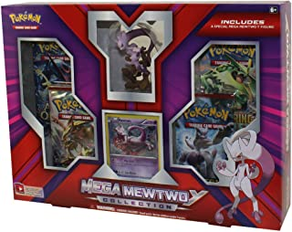 Pokemon TCG Mega Mewtwo Y Figure Collection Box