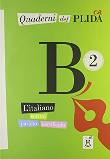 Quaderni del PLIDA: Quaderni del PLIDA B2 - libro + CD