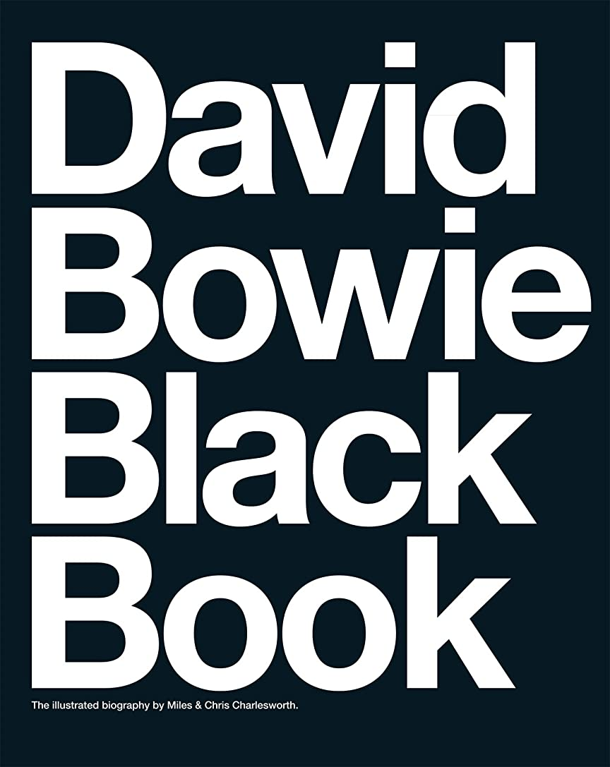 銀行驚くべき正確にDavid Bowie Black Book (English Edition)