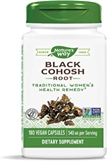 black cohosh 500mg