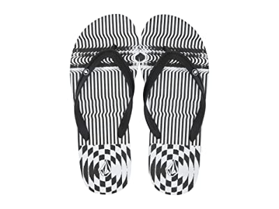 Volcom Rocker 2 Sandal (Black Stripe) Men