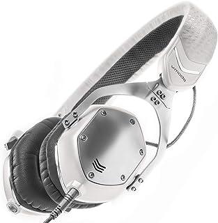 V-Moda XS-U-WSILVER Aislamiento de sonido On-ear Plata Blanco