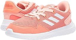 Semi Coral/Footwear White/Glow Pink