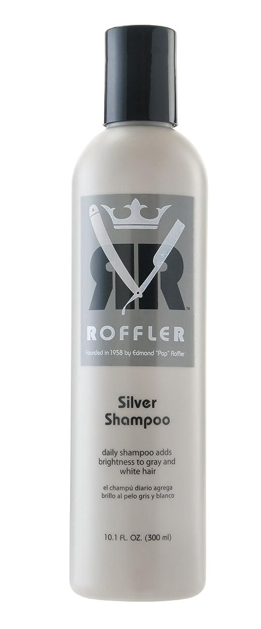 集団円形のでRoffler Silver Shampoo, 10.1 Fluid Ounce by The Regatta Group DBA Beauty Depot [並行輸入品]