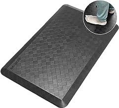 NaturLive Standing Mat Kitchen Rug, Anti Fatigue Mat - Cushioned Comfort Floor Mats For Kitchen, Office & Doorway - Padded...