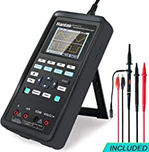 Digital Oscilloscope Kit, 2 in 1 Universal Test Instrument, Oscilloscope + Multimeter, Large Capacity Lithium Battery(40 MHz + 2CH + DMM)
