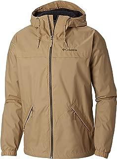 Columbia Men's Oroville Creek Lined Jacket, Water Resistant, Adjustable