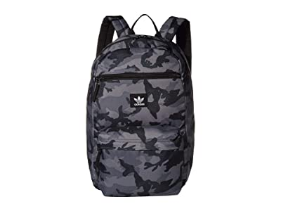 adidas Originals Originals National Backpack (Night Camo/White) Backpack Bags