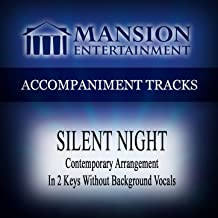 Silent Night (Contemporary) [Accompaniment Track]