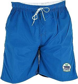 Duke D555 Yarrow Mens King Size Swim Shorts Royal Blue - 3XL - XXXL