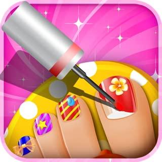 Art Nail Salon - Girls Games