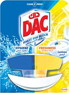 DAC duo active Lemon Tablets Bathroom Cleaners, 50 ml