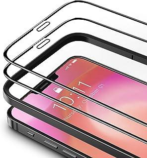 TAMOWA skärmskydd för iPhone 12 (15,5 tum), 2-pack