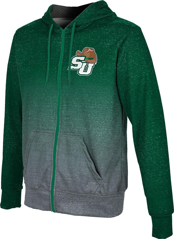Stetson University Boys' Zipper Spirit Wholesale Sweatshirt Attention brand School Hoodie
