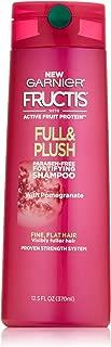 Garnier Hair Care Fructis Full and Plush Shampoo, 12.5 Fluid Ounce