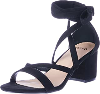 Novo Women's Low Heel Sandals