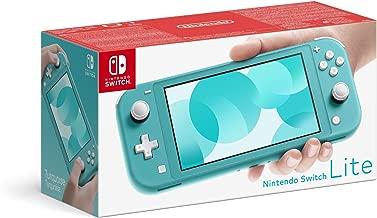 Nintendo Switch Lite - Consola color Azul Turquesa, Edición