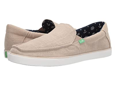 Sanuk Sideline Linen (Natural) Men