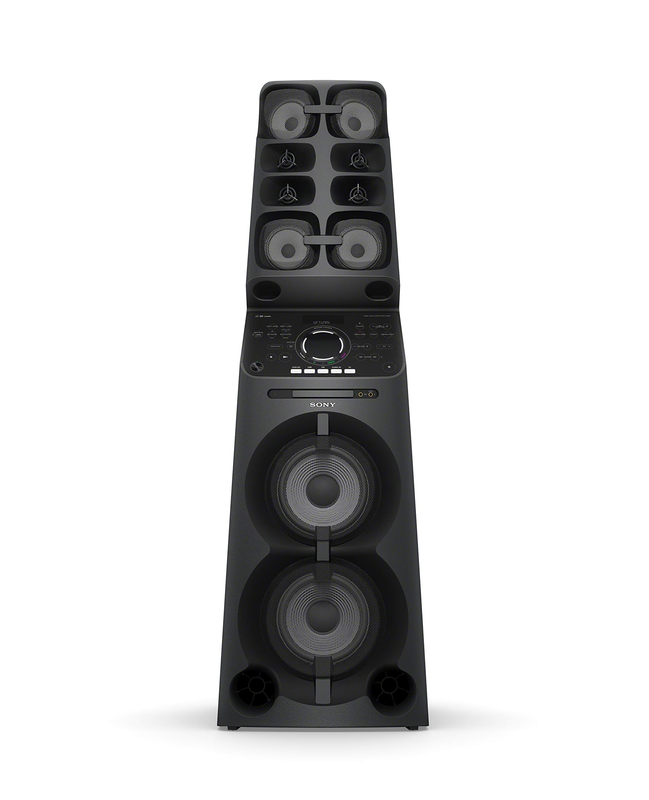 surround sound one speaker very quiet sony